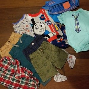 Baby clothes - entire lot 18-24 mo